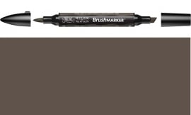 W&N Brushmarker WG5-warm grey 5