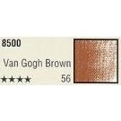 Pastelkrijt los nr. 56- Van Gogh brown