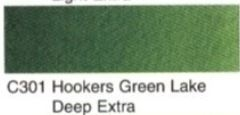 C301-hookers green lake deep ext. (OH watercolour 6ml tube)