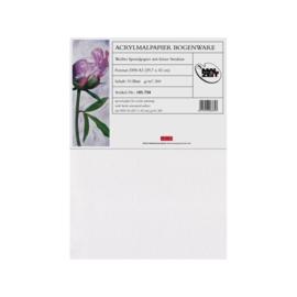 Malzeit - AcrylPapier- A3- 10 vel los - 360 gram
