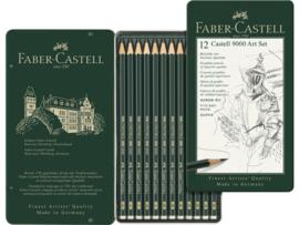 Faber Castell 9000 Artset