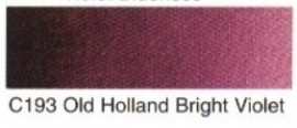 C193-OH bright violet (OH watercolour 6ml tube)