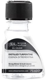 Winsor & Newton Terpentijn 75 ml