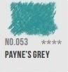 CAP-pastel Payne's grey 053