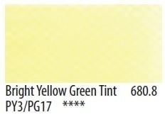 Panpastel Bright Yellow Green Tint 680.8
