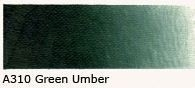 A-310 Green umber 40ml