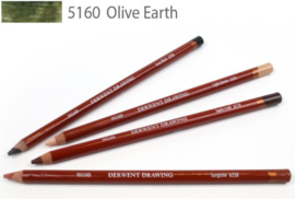 Derwent Drawing Pencil  Olive Earth