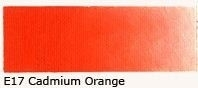 E-17 Cadmium orange 40 ml
