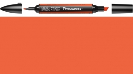 W&N ProMarker O177-Bright orange