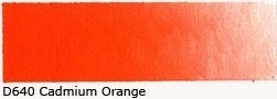 D-640 Cadmium Orange Extra Acrylverf 60 ml