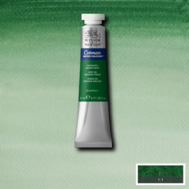 Cotman Hooker's green Dark  21 ml tube