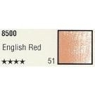 Pastelkrijt los nr. 51- English red