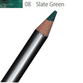 Derwent Graphitint Pencil  08 SLATE GREEN