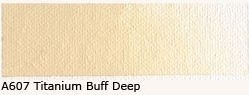 A-607 Titanium Buff Deep Acrylverf 60 ml