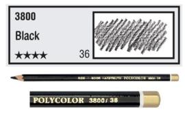 KIN-Polycolor nr.36    Black