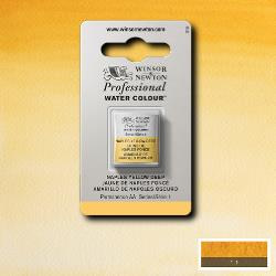 W&N Pro Water Colour ½ nap Napels Yellow Deep S1