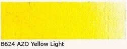 B-624 Azo Yellow Light Acrylverf 60 ml