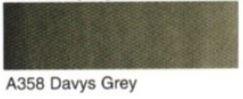 A358- Davys grey (OH watercolour 6ml tube)