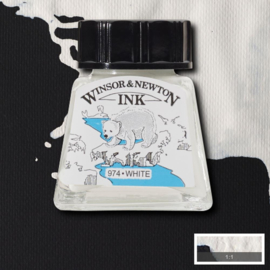 Winsor en Newton  Drawing Inkt White