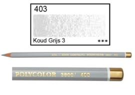 KIN-Polycolor nr.403 koud grijs 3