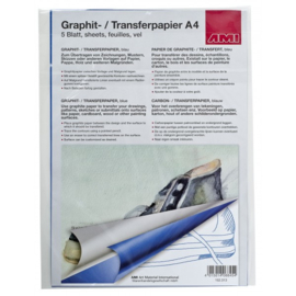 AMI Transfer papier A4 Blauw