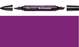 W&N Brushmarker V735-Plum