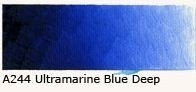 A-244 Ultramarine blue deep 40ml