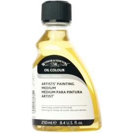 Winsor & Newton schildersmedium 250 ml