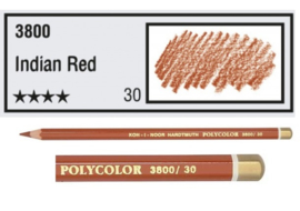 KIN-Polycolor nr.30   Indian Red