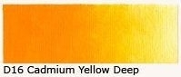 D-16 Cadmium yellow deep 40 ml
