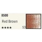 K-I-N Pastelkrijt los nr. 53- Red brown