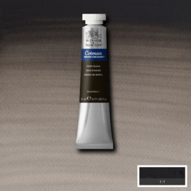 Cotman Ivory black 21 ml tube