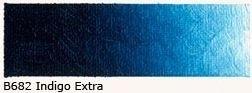 B-682 Indigo Extra Acrylverf 60 ml