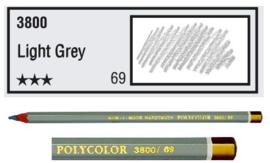 KIN-Polycolor nr.69   Light Grey