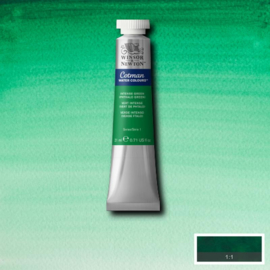 Cotman Intense green 21 ml tube