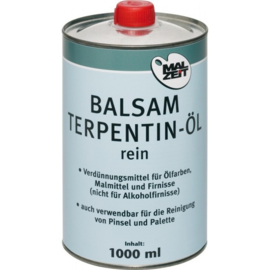 Balsem Terpentijn olie  1000 ml