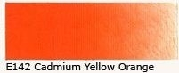 E-142 Cadmium yellow orange 40 ml