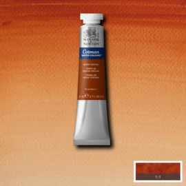 Cotman Burnt sienna 21 ml tube