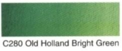 C280-OH bright green (OH watercolour 6ml tube)