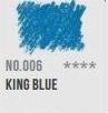 CAP-pastel King bleu 006