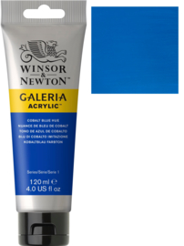no.179- Galeria Acrylic  Cobalt bleu120 ml tube