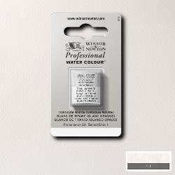 W&N Pro Water Colour ½ nap Titanium White S.1