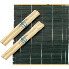 Bambo Penseel mat Zwart