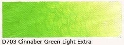 D-703 Cinnaber Green Light Extra Acrylverf 60 ml