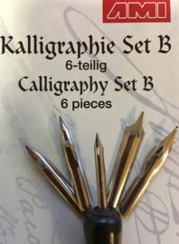 Kalligrafie set B