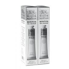 Winton Titanium white dubble pack 200 ml