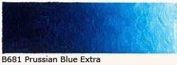 B-681 Prussian Blue Extra Acrylverf 60 ml