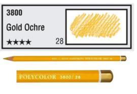 KIN-Polycolor nr.28   Gold Ochre