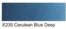 E235- Cerulean bleu deep