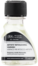Winsor & Newton Retoucheer vernis 75 ml